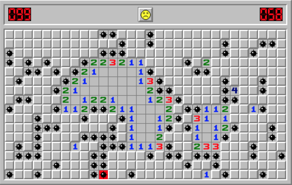 Minesweeper Online Game - Play Free Online Minesweeper here